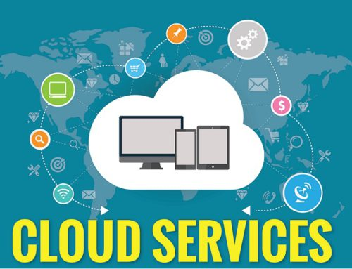 Pros and cons of cloud based services – Infographic